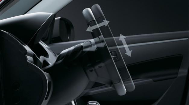Tilt & Telescopik Steering