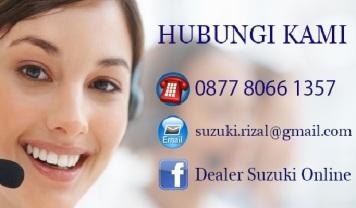 Informasi dan Pemesanan Suzuki